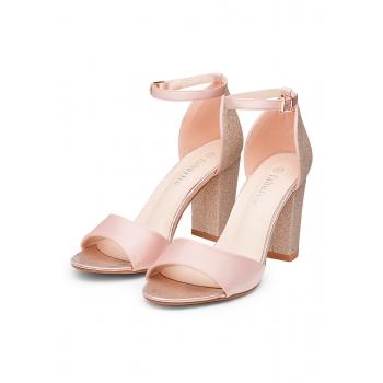 Туфли Beauty цвет пудровый