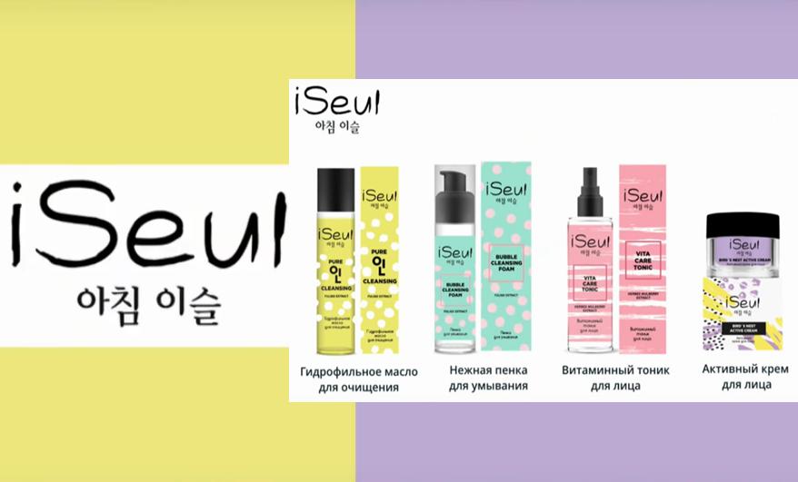 Корейская косметика ISEUL от Фаберлик