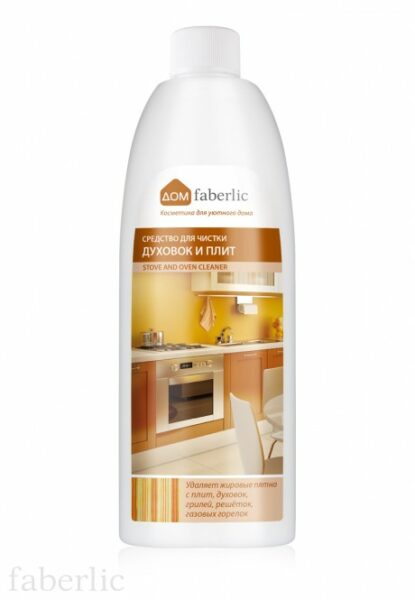 Средство для чистки плит и духовок Фаберлик