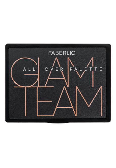 Палета для лица Glam team