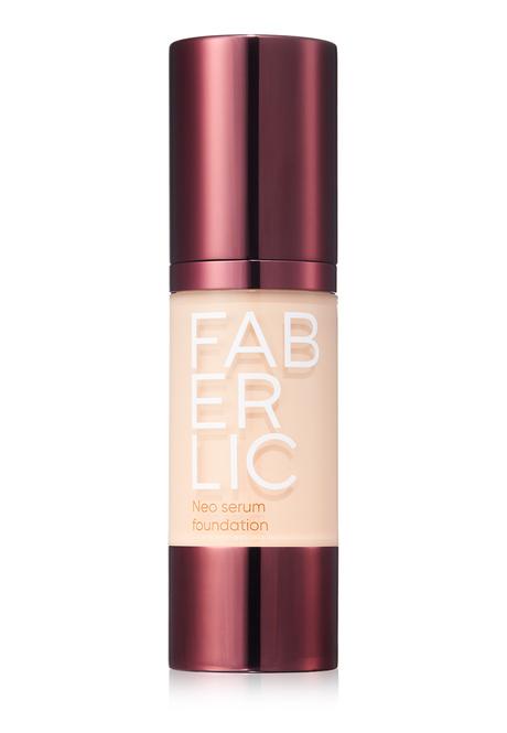 Тональная сыворотка для лица Neo Serum Glam Team Faberlic