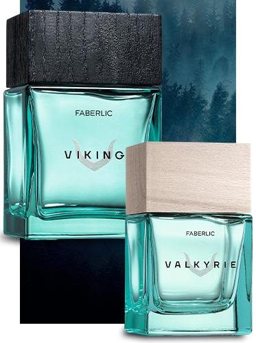 Викинг и Валькирия Фаберлик