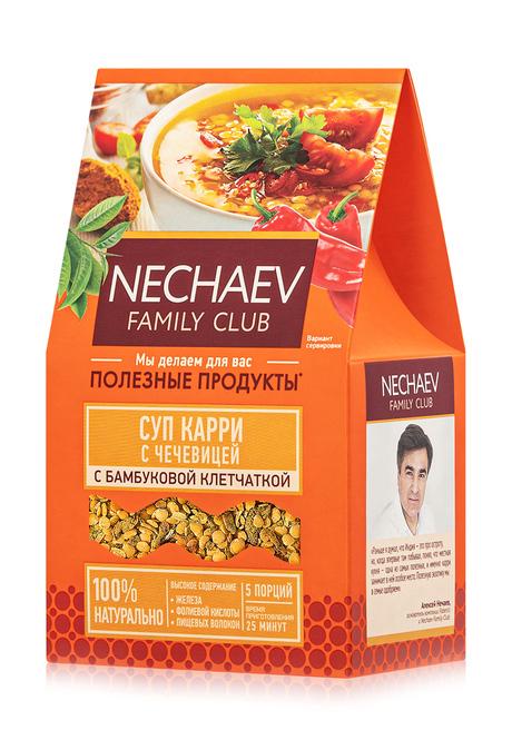 суп faberlic nechaev family club