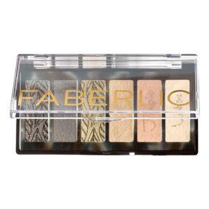 Палета теней для век Beauty Vibes Glam Team Faberlic
